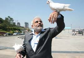 Modi piegeons.theunrealtimes.com