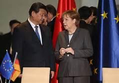Xi Merkel