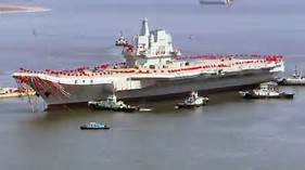 china air craft carr