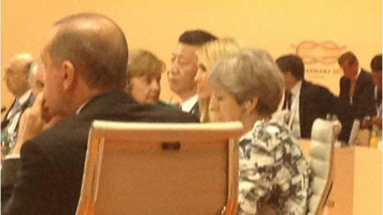 ivanka G20