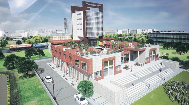 bjp-new-office