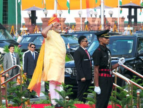 Modi 2017 Red Fort 2017 (3)
