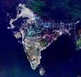 India diwali night