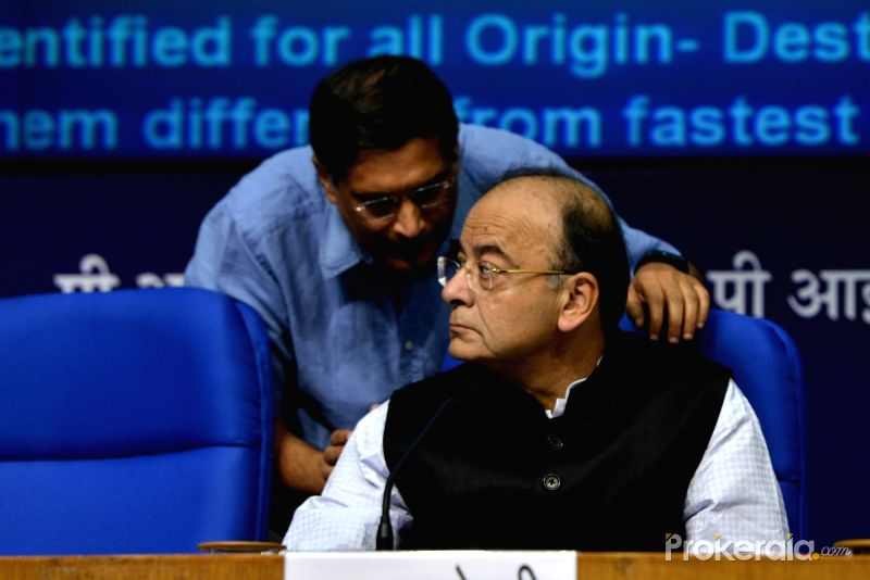 arvind subramanian and jaitley