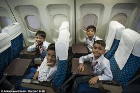 children airplane
