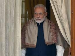 Modi emerging