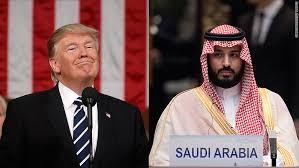 POTUS Saudi