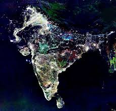 India night lights