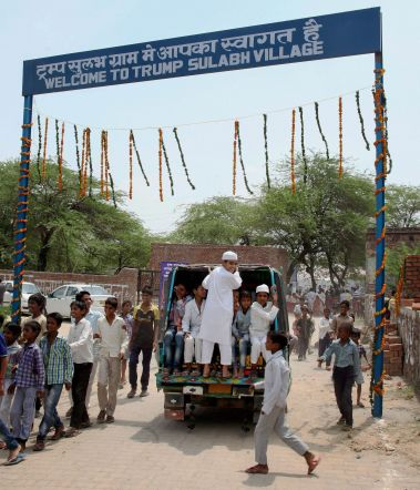 Trump Village unveiled in Haryana