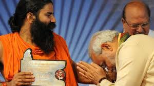 BJP Godmen