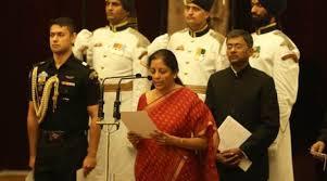 FM Sitharaman