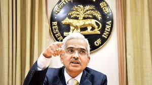Shakti Das RBI Gov