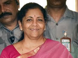 FM Sitharaman happy