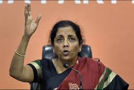 FM Sitharaman harried