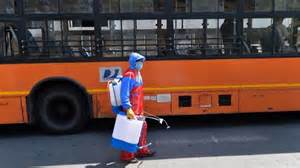 COVID bus