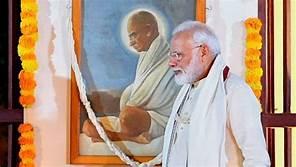 Modi Gandhi2